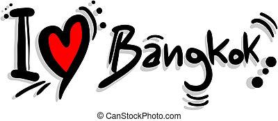 Love bangkok