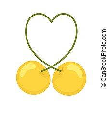 Love Berries Vector