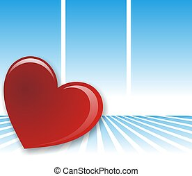 love blue - love related image