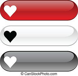 Love button.