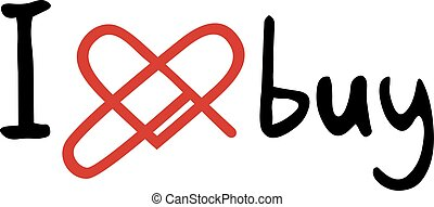 love buy message