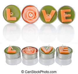 love candles