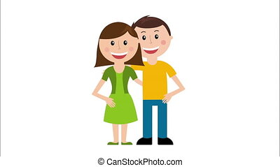 Love card desing, Video Animation HD1080