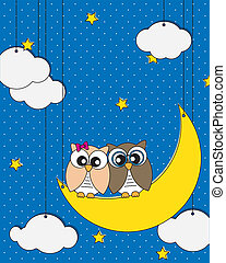 Owls couple