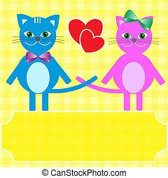 Love cats.