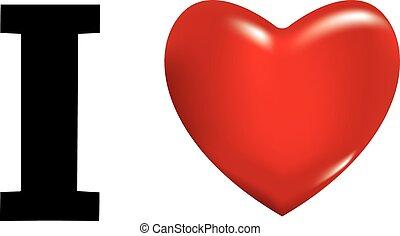 Love concept for St. Valentine day. Vector illustration