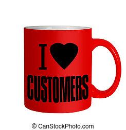 Ideal customer service etc.