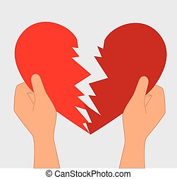 Love design. - Love digital design, vector illustration eps...