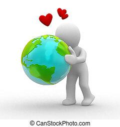 Love earth
