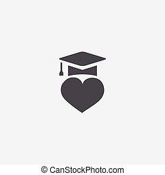 love education icon,