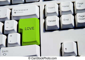 Love Enter Key