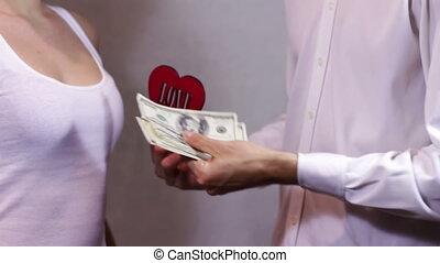 Love for Money.