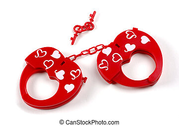 Love game - cuffs