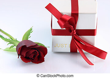 Love gift images and stock photos 473701 love gift photography and love gift for proposal annivarsary valentine day with red negle Choice Image