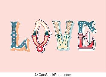 Love Hand drawn