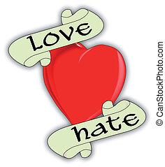 Love Hate Heart