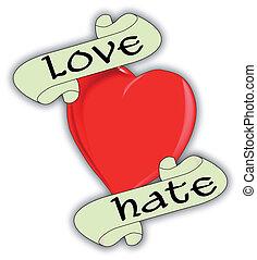 Love Hate Heart