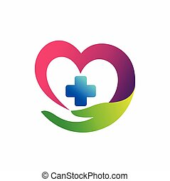 Love Health logo