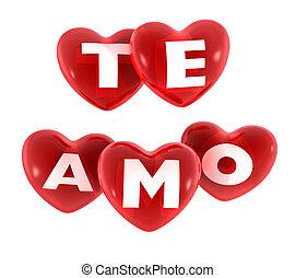 Tee amo meaning