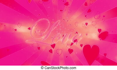 Love Hearts Loop