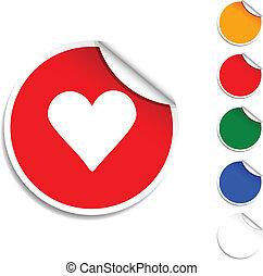 Love icon.