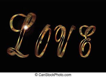 Love In Gold