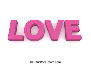 Love in Pink/Purple