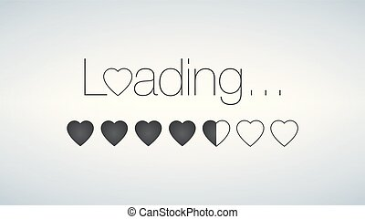 L'Amour. - Page 11 Love-is-loading-with-loading-bar-valentine-s-day-is-coming-clipart-vector_csp54221153