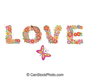 love., květiny, kopie