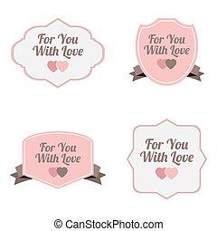 Love labels