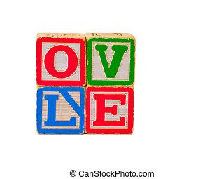 Love Letter Blocks 1
