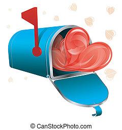 Love Letter Concept