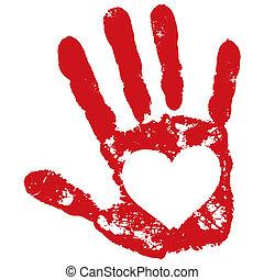 Love - Loving hand