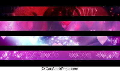 Love Lower Third Set Five