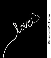 love message design