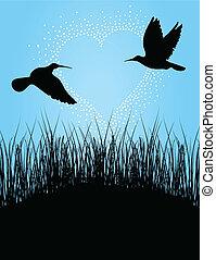 Love of birds2