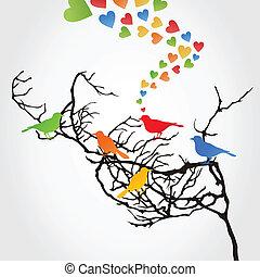 Love of birds5