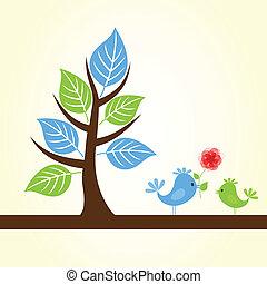 Love of birds7