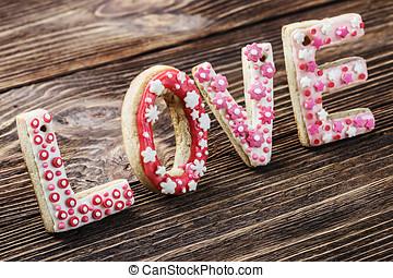 love of cookies