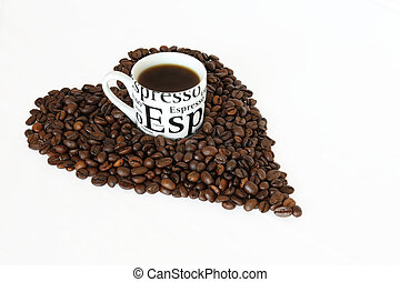 Love of Expresso Coffee