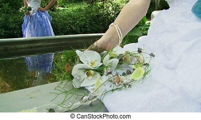 Love of flowers