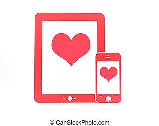Love of Smartphones