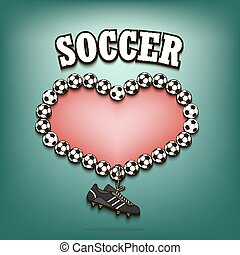 Love of soccer