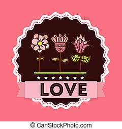 love postcard