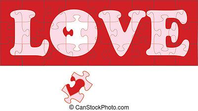 Love Puzzle II