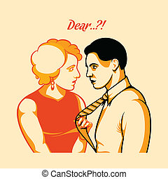 Love quarrel