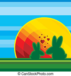 Love rabbits