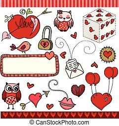 Love set digital elements