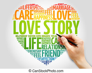 Love Story concept