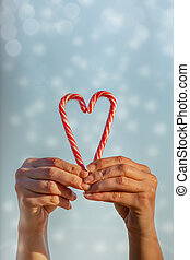 Love sweet blessings at Christmas